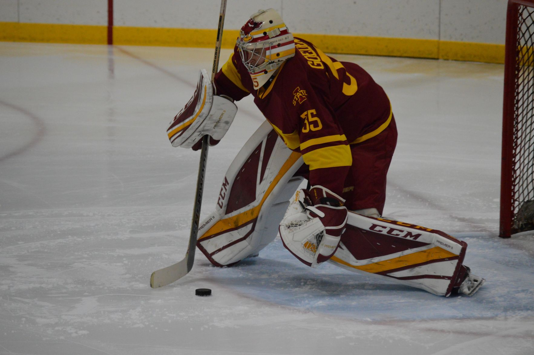 Finding Hockey In Iowa: How Three Cyclone Hockey Players Made Their Way To Ames