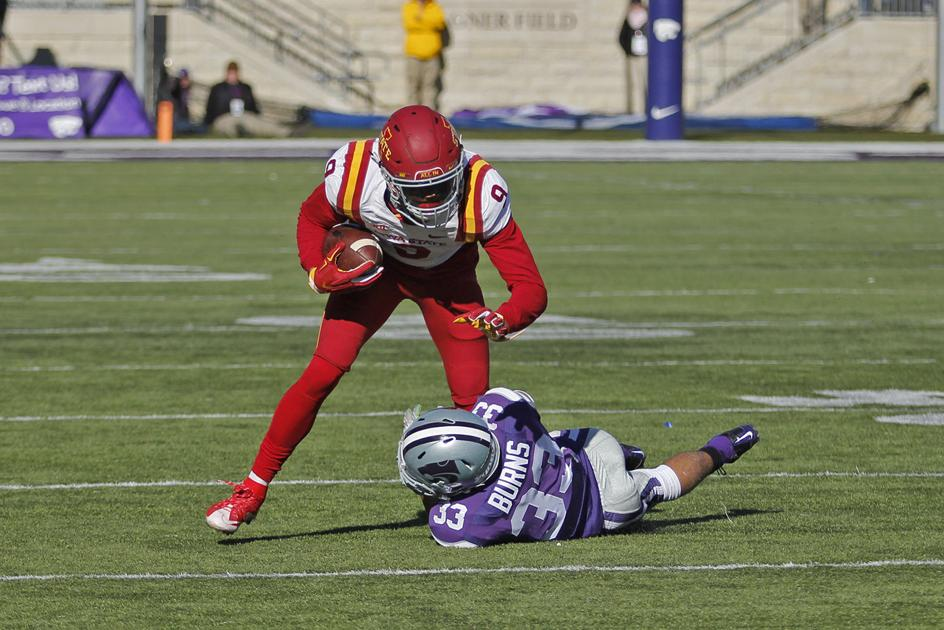 4 former ISU football players sign pro contracts