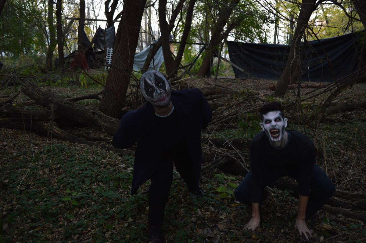 The Scares Of The Haunted Forest Ames247
