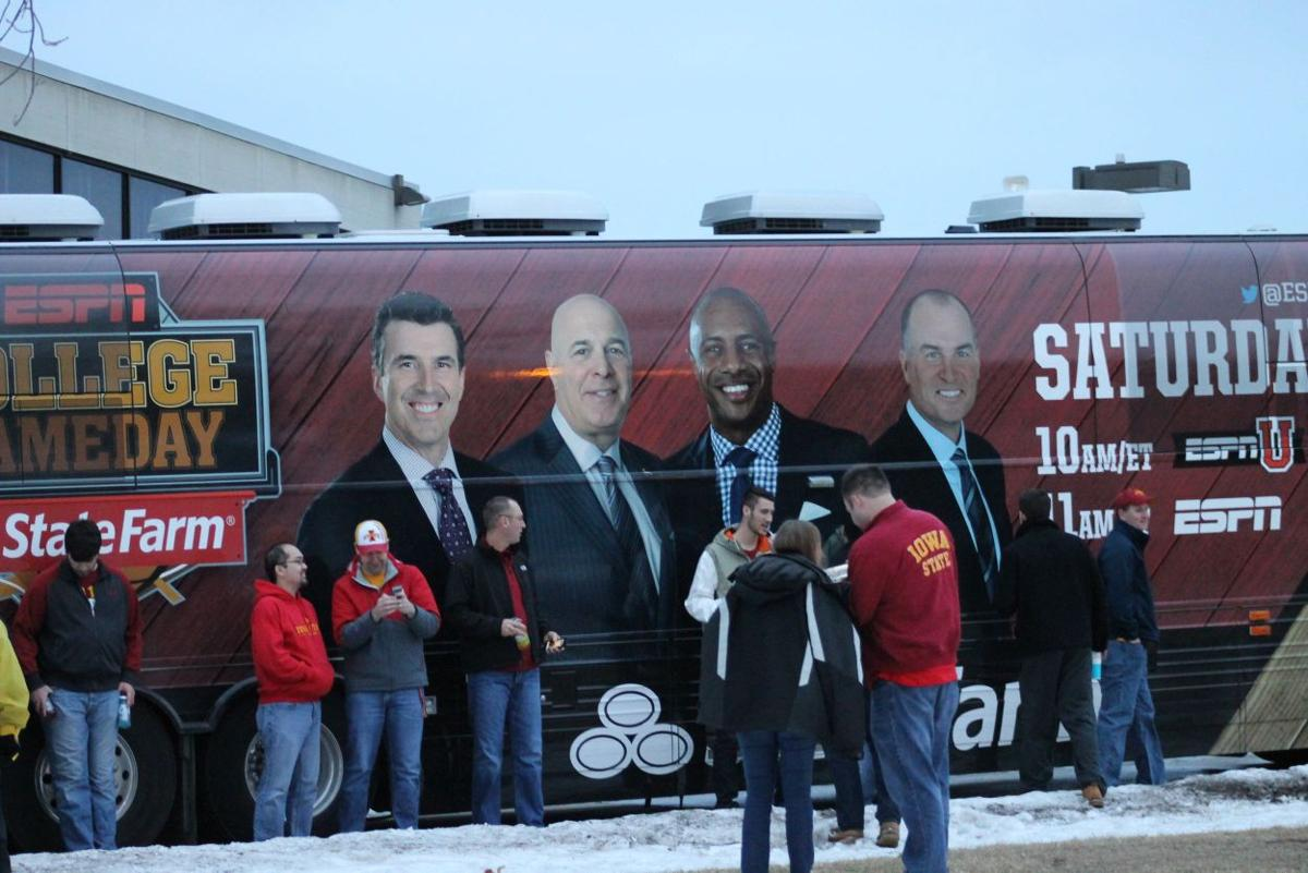 College GameDay in Ames