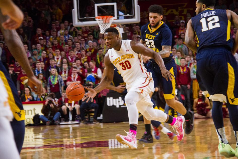 Second half offensive woes plague Iowa State at West Virginia