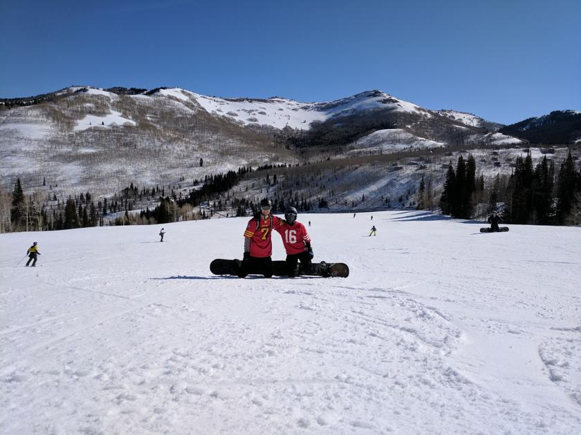 Outdoor Recreation Services create activities for students during winter months