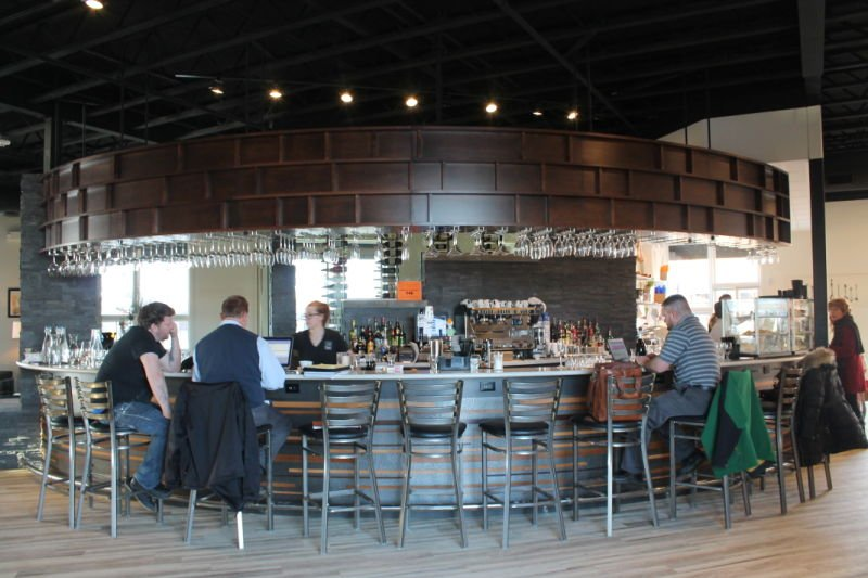 Plus 39 A New Italian Inspired Restaurant On Stange Road Features Cuisine Wine Sampling Lounge And Mini Marketplace