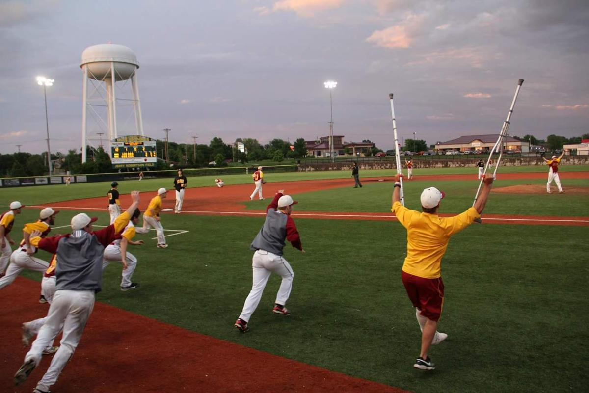 New president brings passion and fire to ISU baseball club