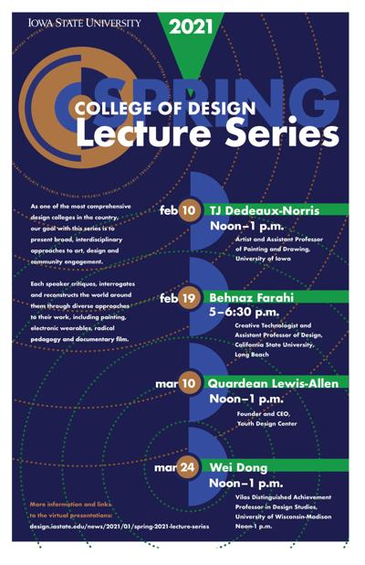 spring lectures s21