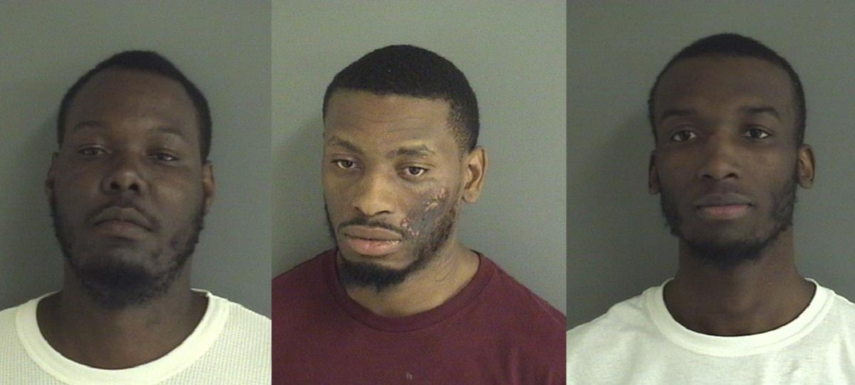 3 Florida men arrested on vehicle burglary charges in Ames | Campus