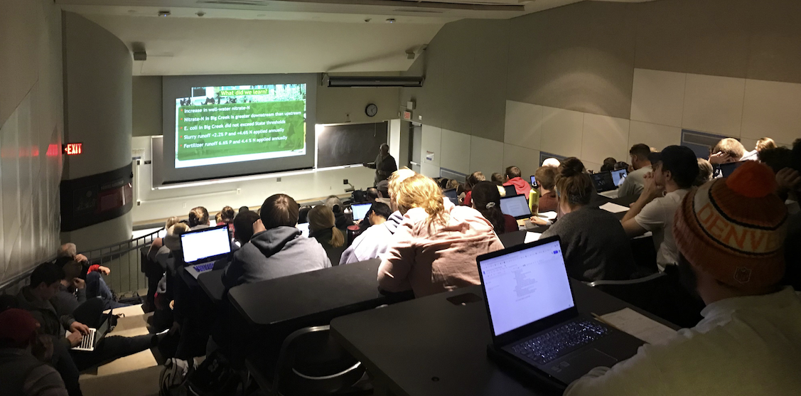 Agriculture phosphorus lecture
