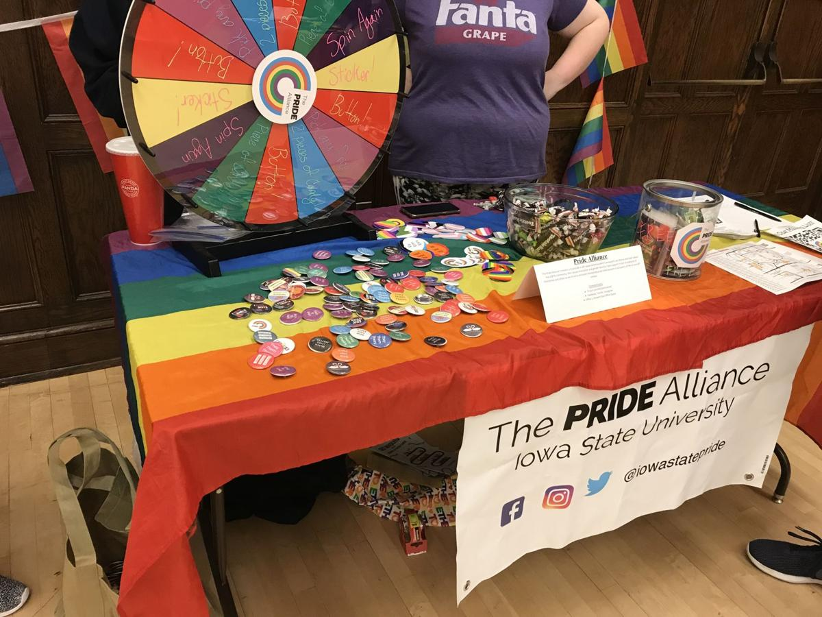 LGBT student org event 2