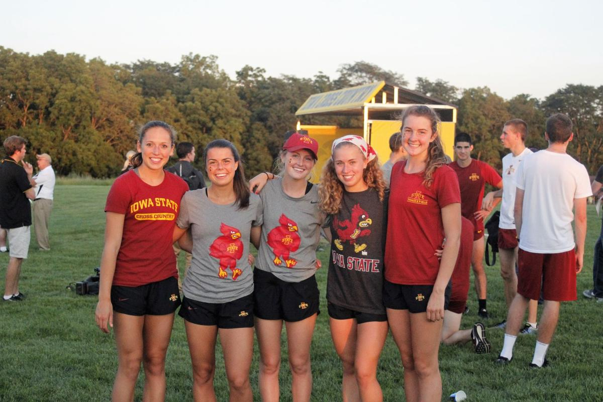 ISU women's cross-country team finishes fourth at Hawkeye Early Bird Invitational
