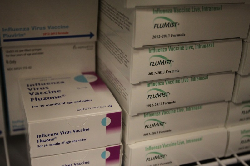 Student health center offers flu vaccinations | News