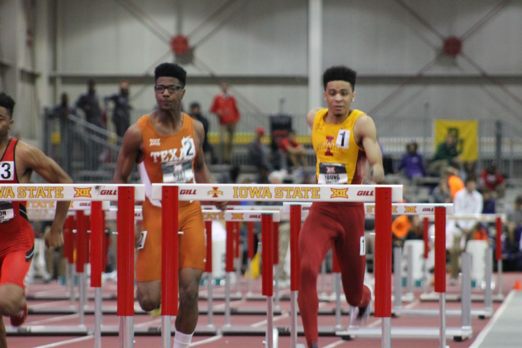 Iowa State hosts the Big 12 Track and Field Championships