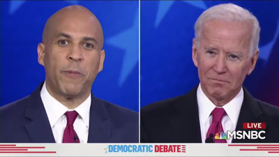 biden and booker