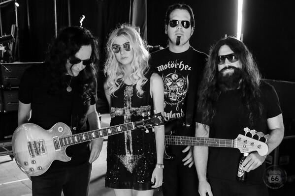 Review: The Pretty Reckless sign a deal with the devil in new song ...