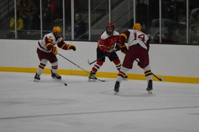 Cyclone Hockey vs Minot State