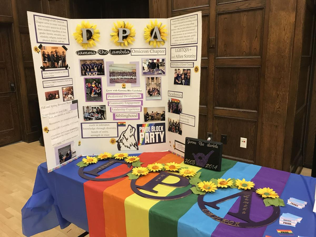 LGBT student org event 1