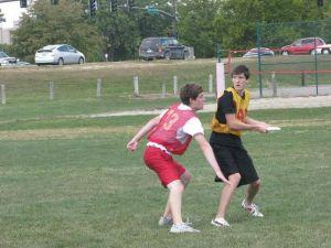 Intramural roommate rivalry: Friends compete for most T-shirts, bragging rights