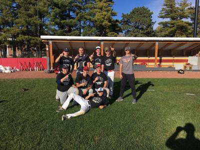Team Black emerges victorious in championship final as club baseball wraps up fall league