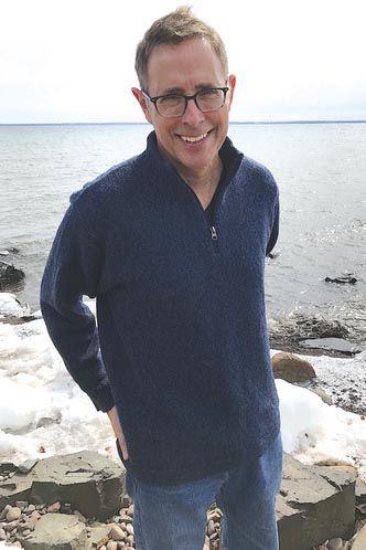 Author Leif Enger will speak in Cambridge