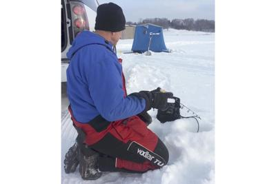 How to make early ice preparations
