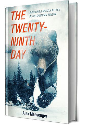 Author will recount grizzly bear attack