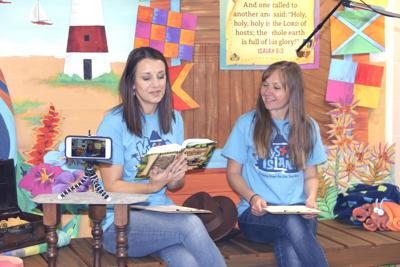 Virtual VBS: Virus forces new twist on old tradition
