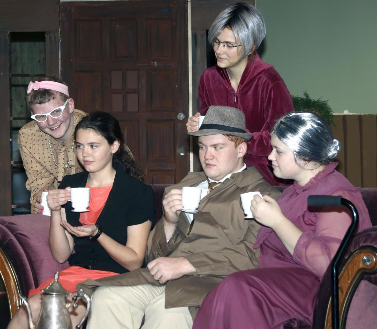 A STIFF DRINK: Cup of tea is murder weapon in North Branch comedy