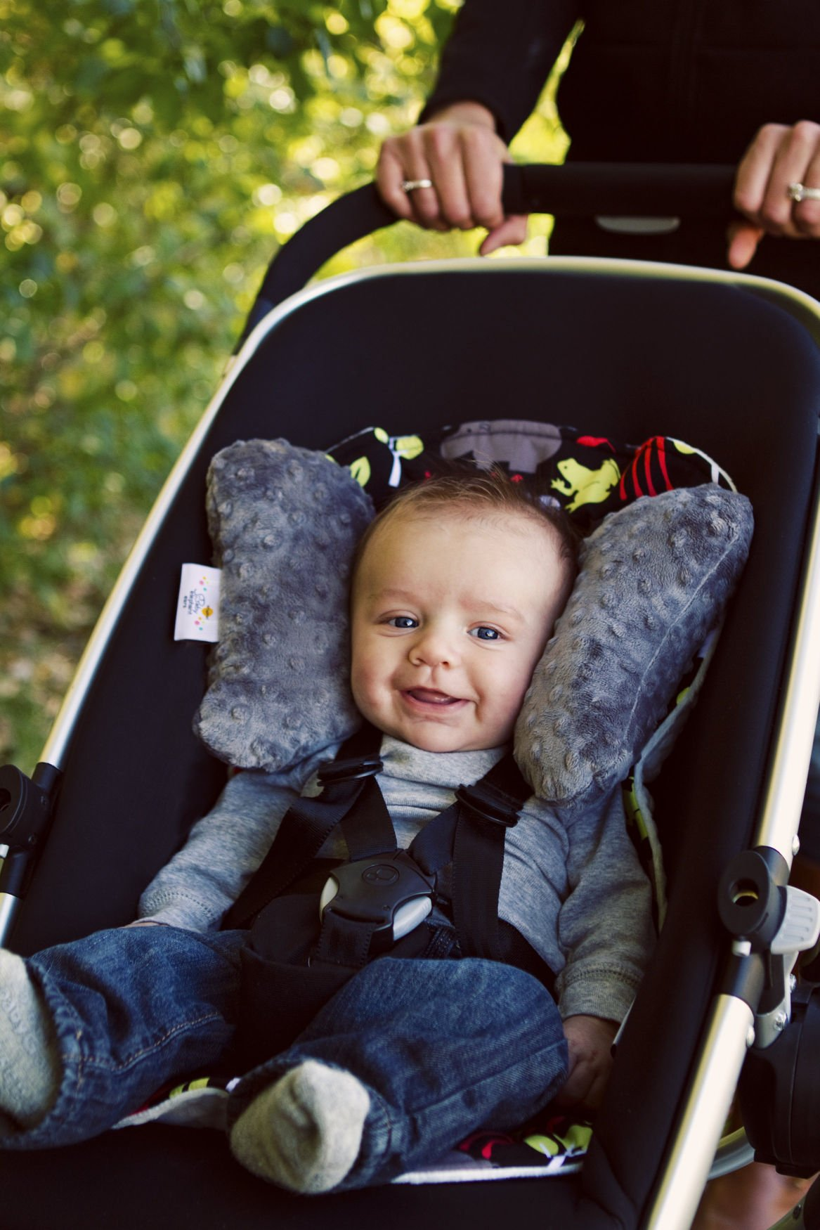 Local mom's fussy baby solution goes global