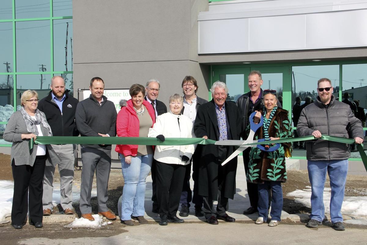 Cortec cuts ribbon on  $5 million expansion