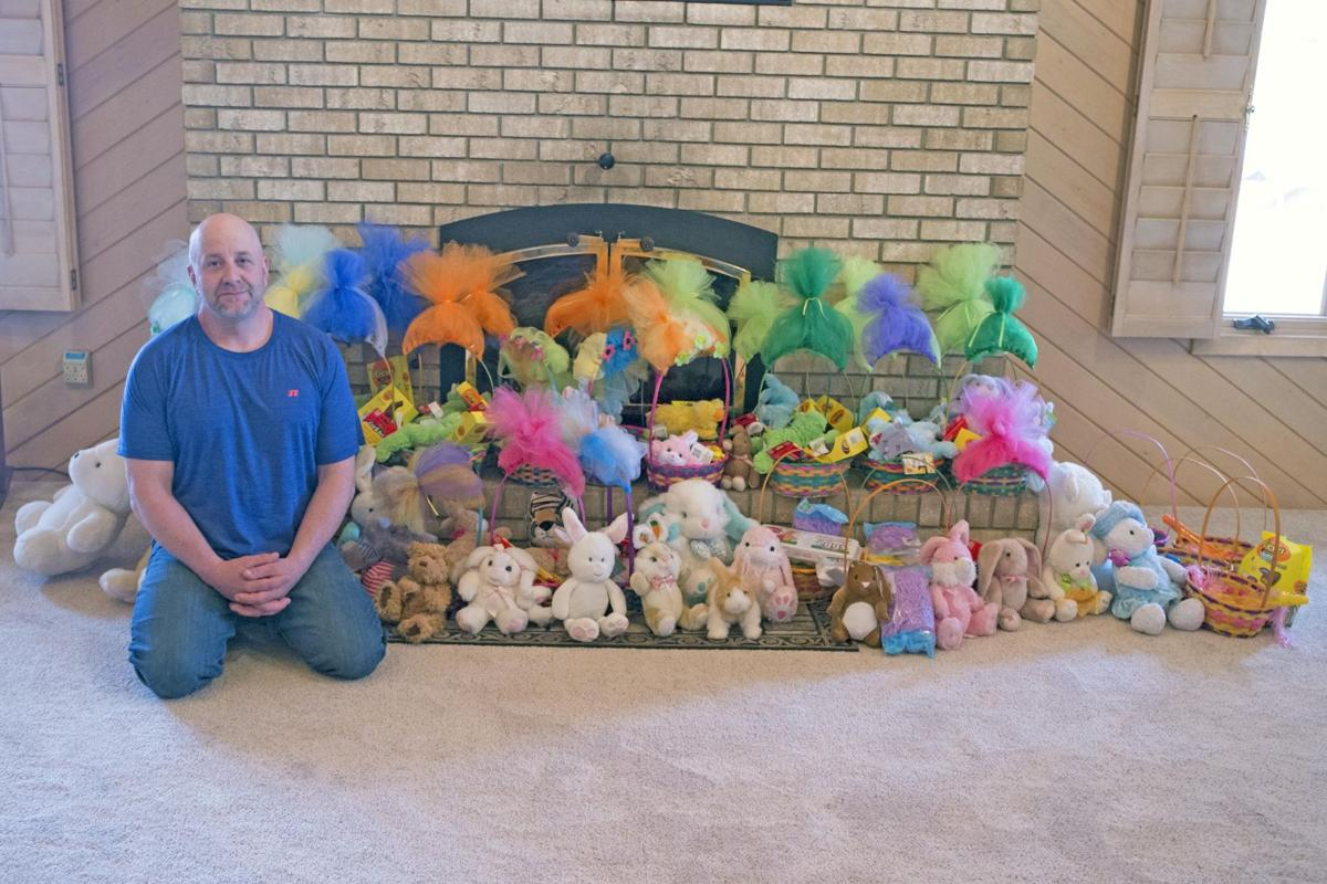 Hes a good egg local man arranges easter basket donations to new hes a good egg local man arranges easter basket donations to new pathways negle Image collections