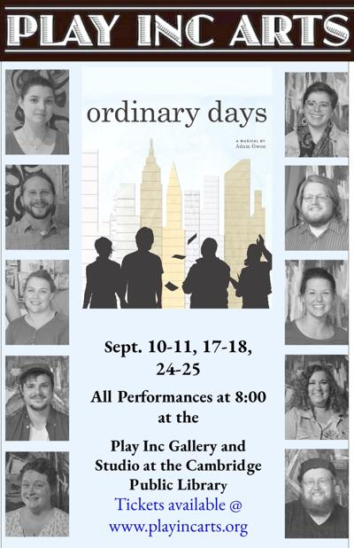 Play Inc. Arts presents special musical in commemoration of 9/11