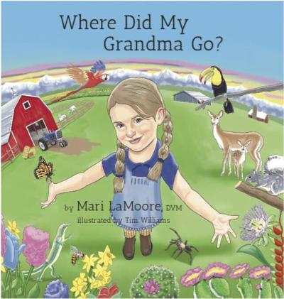 Isanti author publishes children's book about dealing with loss