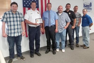 City of Isanti accepts  'Heart Safe' designation