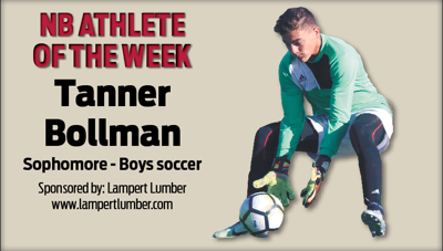North Branch Athlete of the Week, Oct. 3