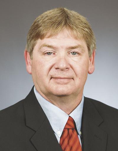 Johnson sworn in, named GOP Public Safety Lead