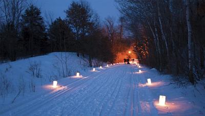 Candlelight Ski/Hike returns for 18th year