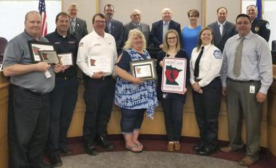 Safe space: Isanti County earns Heart Safe Community title