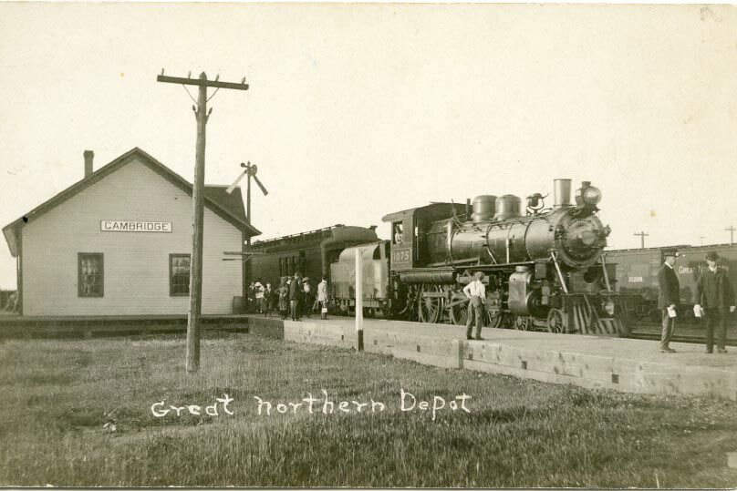 Repeating History: Railway has a long history within Isanti County