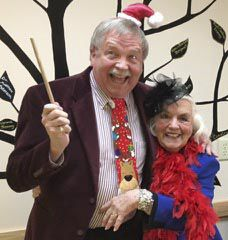 Lawrence Welk Variety Show promises laughs in Cambridge