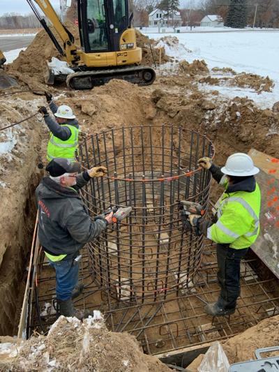 North Branch updates status of broadband tower construction