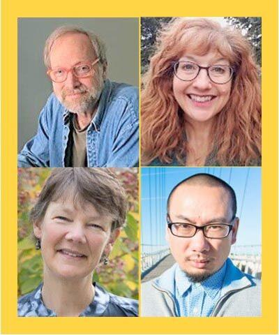 Join authors for virtual Moving Words event