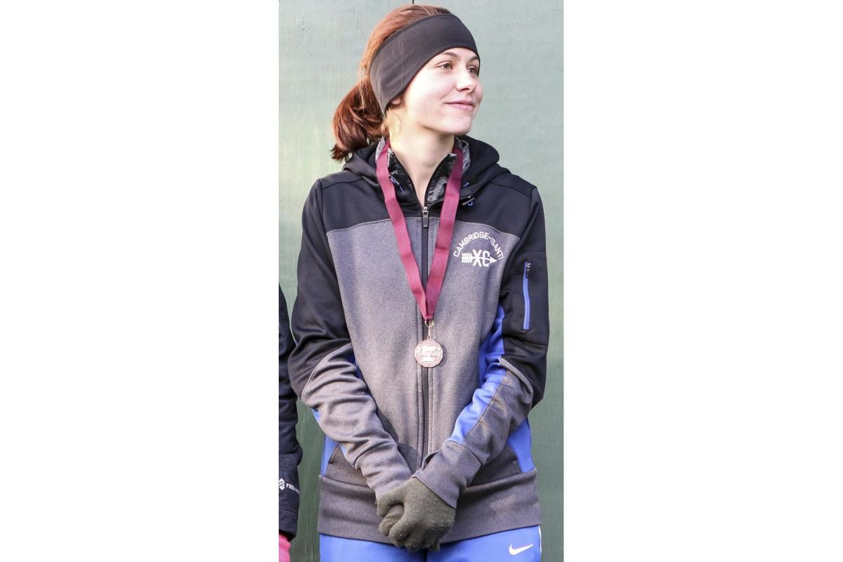 Jacket harriers send two to state, Vikings' Hudella finishes strong
