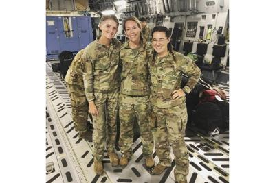 Leaving Kabul: Team of female pilots evacuate orphaned refugees during U.S. withdrawal from Afghanistan