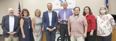 North Branch honored for COVID-19 response
