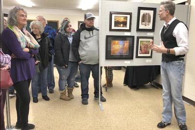 Vasaloppet Art Show sets  new attendance record