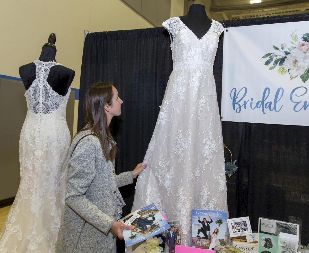 Spectacular Wedding Fair offers something for brides, grooms