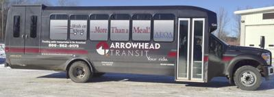 Isanti, Chisago County Public Transit to be transferred to Arrowhead
