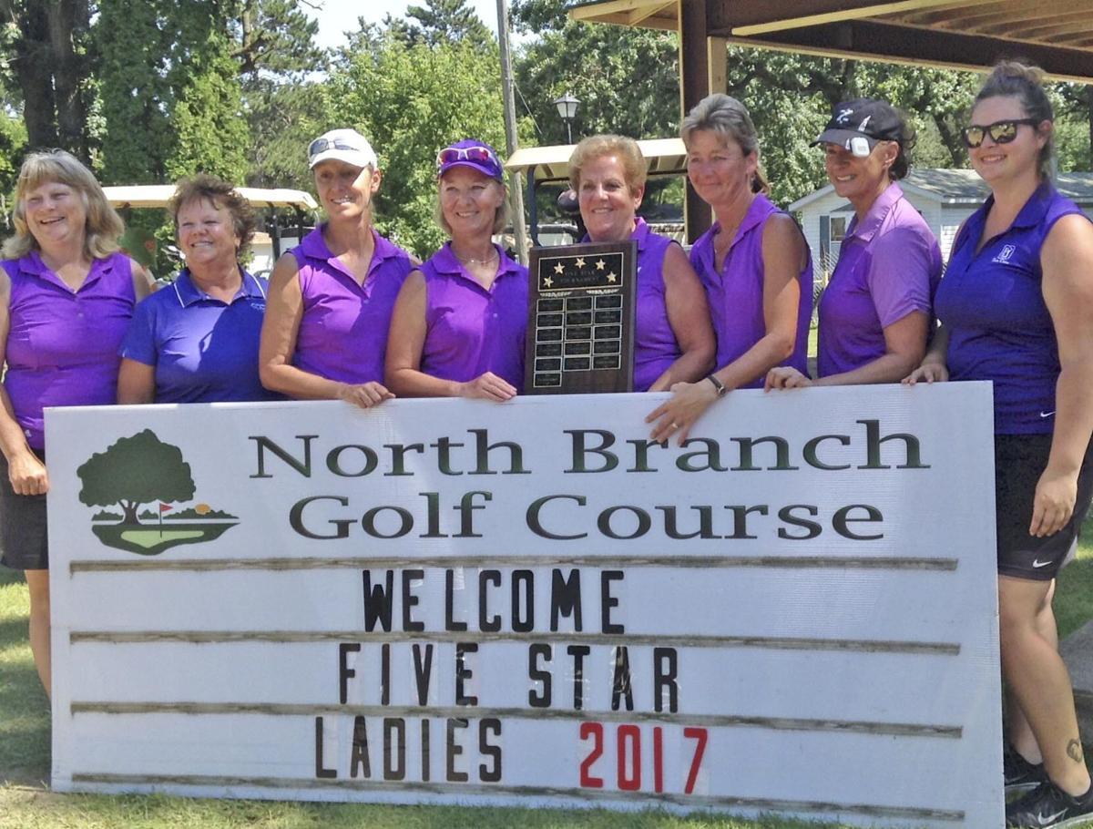 Annual Five Star golf tourney sees milestone