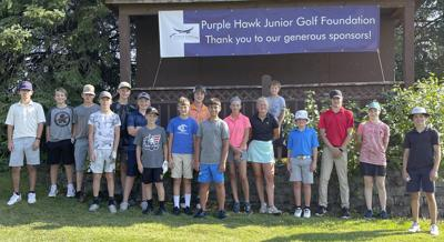 Local youth golfers receive $5,000 in scholarships