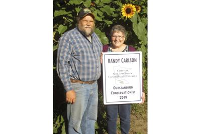 Local conservationists honored at state soil and water convention