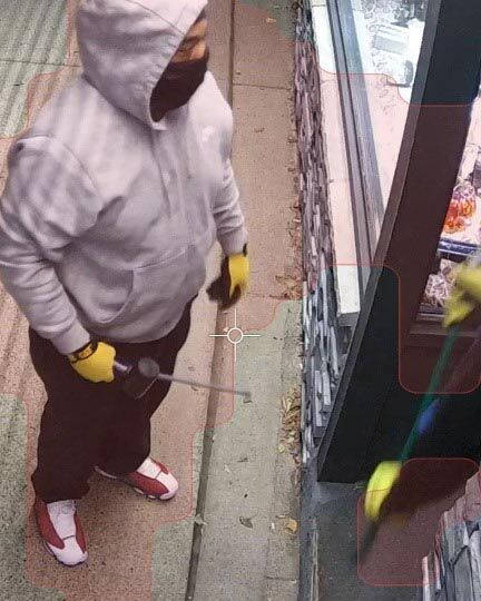Identities sought in Chilson Jewelers attempted break-in